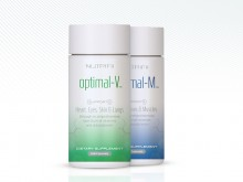 全衡營養素 (高效抗氧化劑 x 1 + 活性礦物質 x 1) Optimals (Vitmins x 1 + Minerals x 1)
